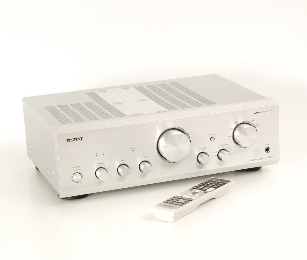 Onkyo A-9377 Amplificador: Amazon.es: Electrónica
