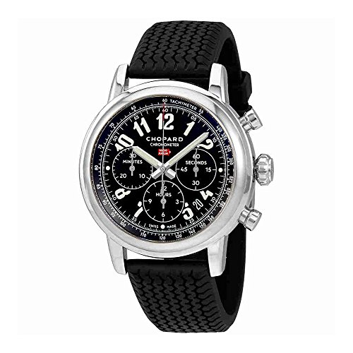 Chopard Mille Miglia Chronograph Black Dial Mens Watch - Chopard Mille Miglia Watches