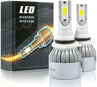 9006 COB 100W LED Headlight Lamp Bulb Xenon White 6000K 100W 10000 LM