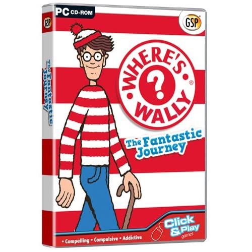 Where's Wally? The Fantastic Journey (PC)