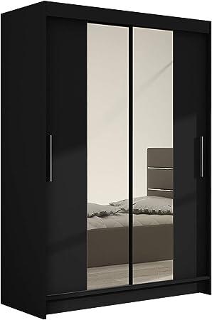 Mirjan24 Miami II Moderno Armario Armario de Puertas correderas, Armario, Dormitorio Armario, Dormitorio: Amazon.es: Juguetes y juegos