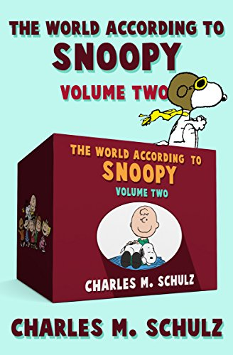 The World According to Snoopy Volume Two cover