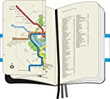 Moleskine Journey City Notebook, Paris, Hard
