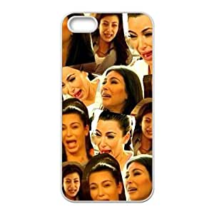 SVF Grieved wowen Cell Phone Case for Iphone 5s