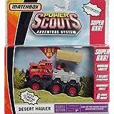 Matchbox Power Scouts Adventure System Desert Hauler by Matchbox