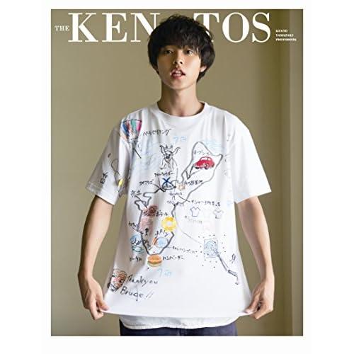 山崎賢人THE KENTOS 表紙画像