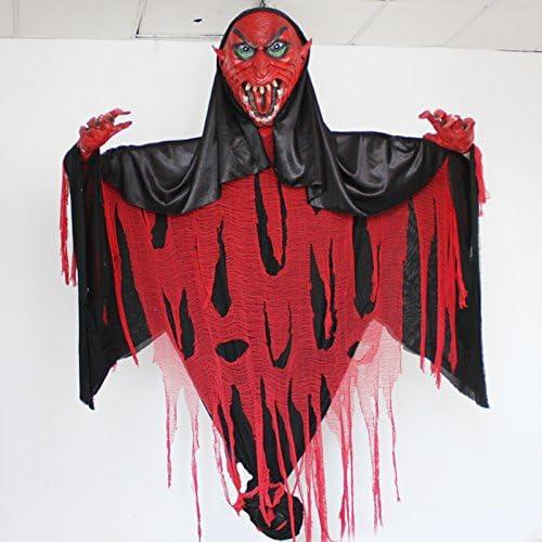 Fiesta de Halloween Props 3,5 M super cachonda colgando boca Ghost ...