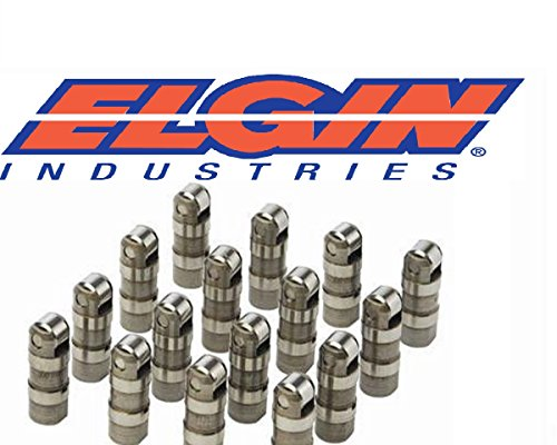 Hydraulic Roller Lifters Ford 302 5.0L 351W 5.8L Windsor Mercury Set of 16. (Stock Roller - Center Cid Town