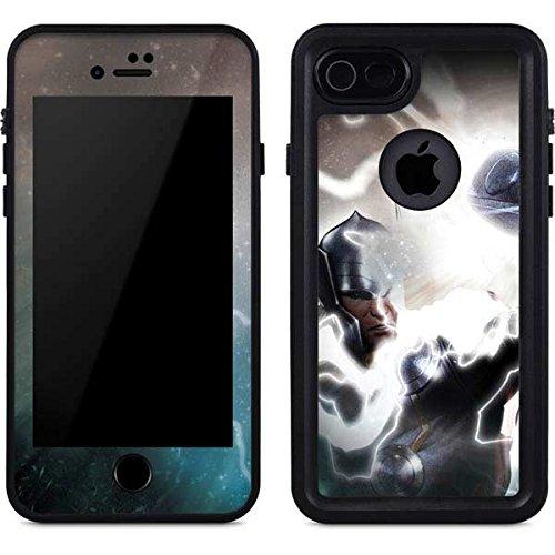 arrives 0586a e600f Amazon.com: Thor iPhone 7 Case - Thor Power   Marvel X Skinit ...