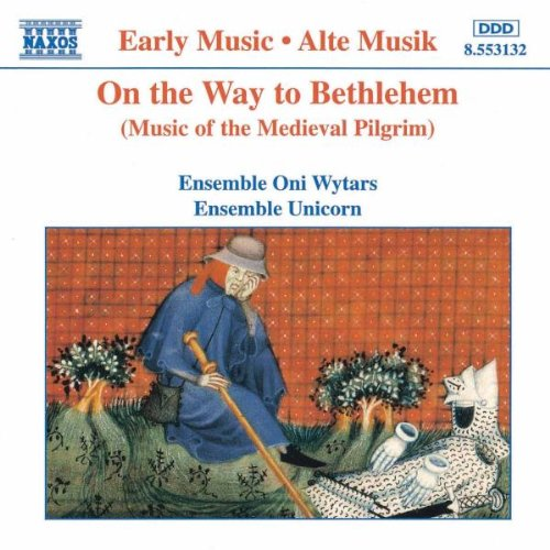 Price comparison product image On the Way to Bethlehem: Music of Medieval Pilgrim