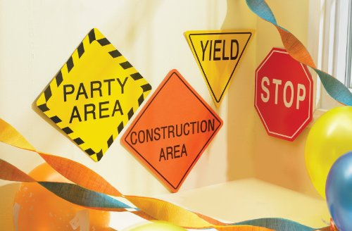 Construction Party Supplies -7