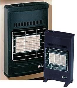 Stufa a gas metano ventilata a infrarossi d hogar - Stufa a metano ventilata ...