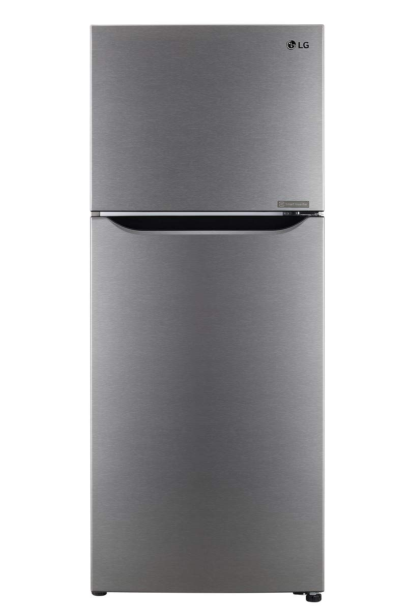 LG 260 L 2 Star Inverter Frost-Free Double Door Refrigerator