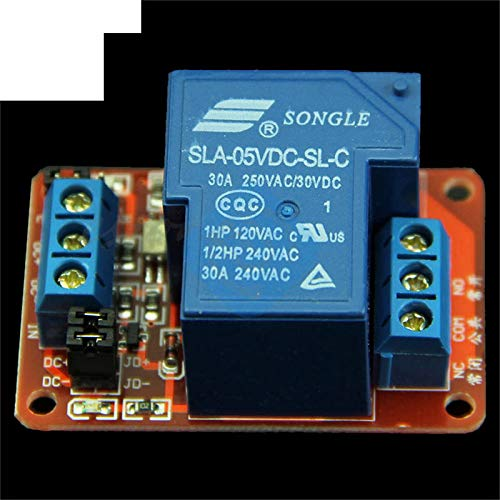 2Pcs 5V 1-Channel Relay Module Low Level Triger For Arduino Pic Avr wa