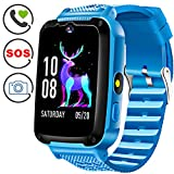 Kids Phone Smart Watch with SOS Kids Smartwatch for 3-14 Year Boys Girls Kids Anti-Lost Touch Screen...