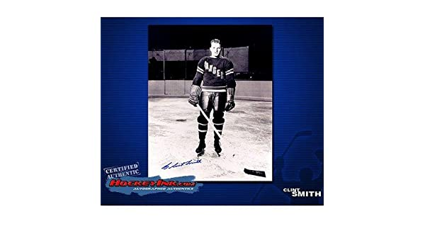 Signed Clint Smith Photo - 8 x 10 - Autographed NHL Photos at Amazon s  Sports Collectibles Store ff9cb0a47