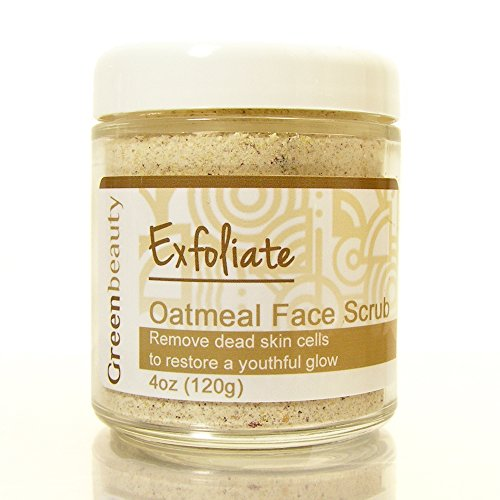 Oatmeal And Honey Face Scrub - 6
