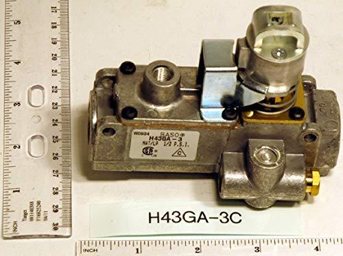 Baso H43GA-3C 170;000 Btu; 1/2 Floor Furnace