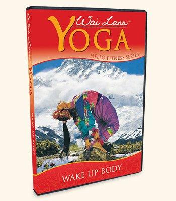 Wai Lana Yoga Wake Up Body DVD
