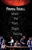 img - for When the Rain Stops Falling book / textbook / text book