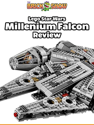 (Review: Lego Star Wars Millennium Falcon Review)
