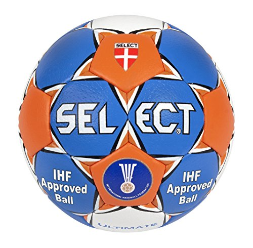 Select Handball Ultimate, Blau/Orange/Weiß, 3, 1612858260