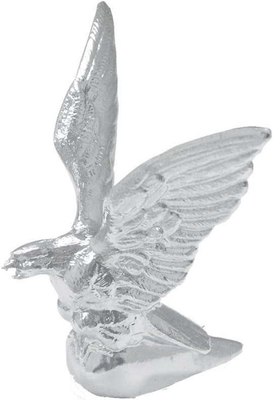 Chrome American Eagle Hood Ornament