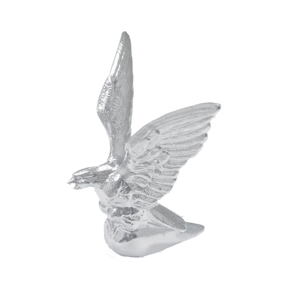 Grand General 48021 Chrome Flying Eagle Hood Ornament