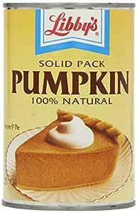 Libby's Pumpkin: 100% Pure, 15 Oz