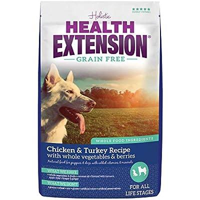 Health Extension Grain Free Chicken & Turkey Recipe