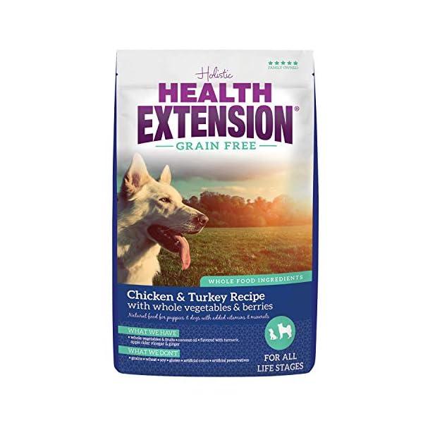 Health Extension Grain Free Chicken & Turkey Recipe, 23.5-Pounds 1