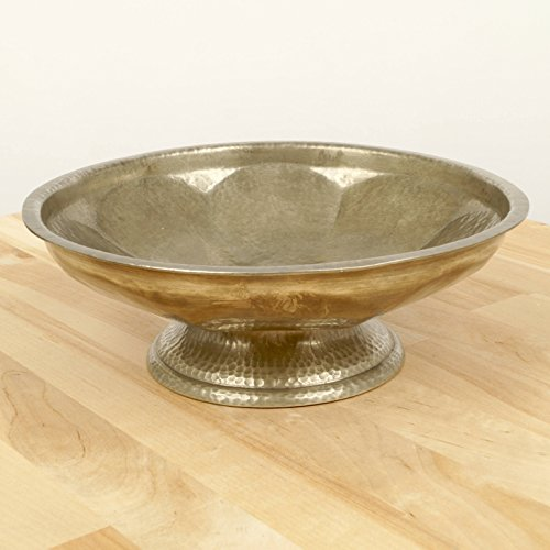 Roundhead Pewter bowl / dish Made in England 8260 || Vintage