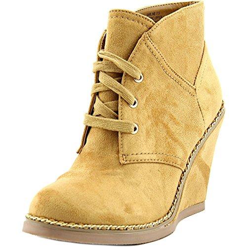 (ZIGI SOHO Womens Karline Ankle Boot Tan Size 7.5 M US)