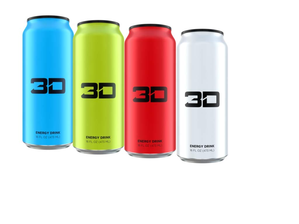 Image result for 3d energy drink