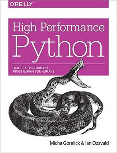 Pdf Technology High Performance Python: Practical Performant Programming for Humans