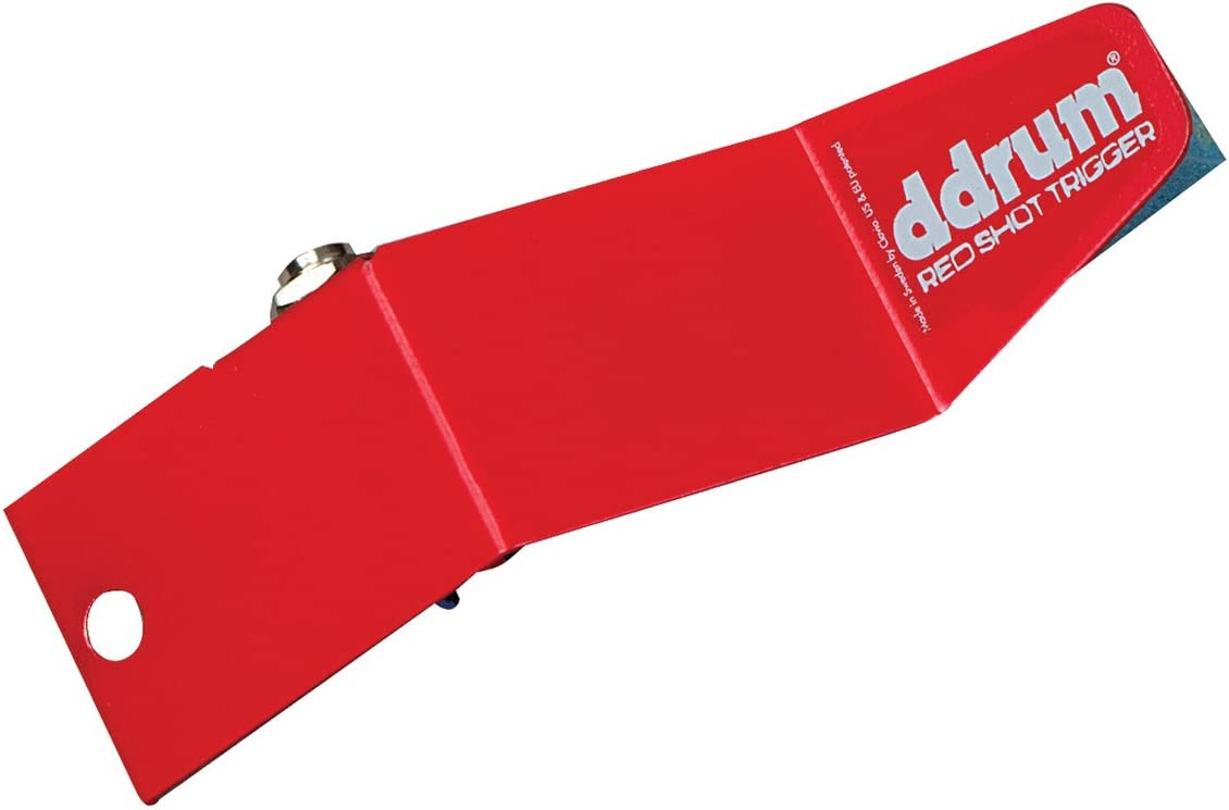 Bass Drum 5 DDrum RSKIT Pack Red Shot Trigger Pack with 4 Snare//Tom Triggers