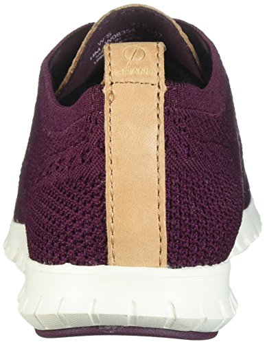 Cole Haan Women's Zerogrand Stitchlite Closed Oxford, Malbec, 10 B US by Cole Haan (Image #2)
