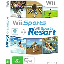 Wii Sports + Wii Sports Resort NEW Ninendo Wii Game