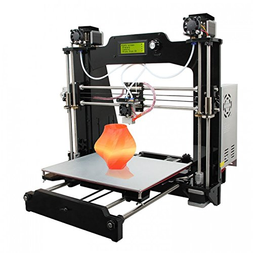Geeetech Prusa I3 M201 Dual extruder Mixcolor 3D printer DIY kit by Geeetech