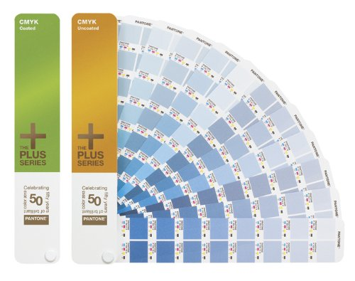 PANTONE CMYK Coated & Uncoated GP4101 - Guía de color (papel estucado y no estucado)