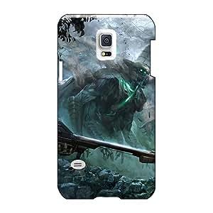 Samsung Galaxy S5 Mini RGx1314TpBh Custom Vivid Destiny - Dark Patrol Pattern Excellent Hard Phone Covers -case88zeng