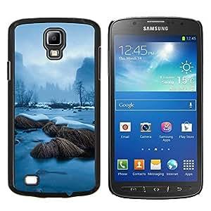 Stuss Case / Funda Carcasa protectora - Snowy River - Samsung Galaxy S4 Active i9295