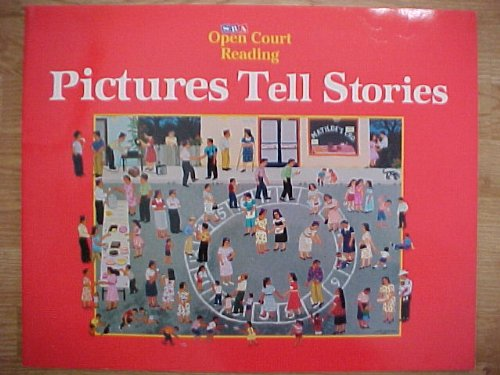 Pictures tell stories Kindergarten Level Big Book (16 inches X 20 inches)