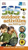 RSPB 365 Outdoor Activities You Have to Try (Dk Rspb)