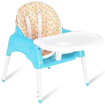 823189986b2 Amazon.com   HONEY JOY Convertible High Chair