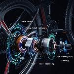 Sea-blog-26-Pollici-Fat-Tire-Electric-Bike-400W-48V-Snow-Bici-Elettrica-Shimano-27-velocita-Beach-Cruiser-Mens-Women-Mountain-Bicicletta-elettrica-uomoPedal-Assist-Freni-a-Disco-Idraulici