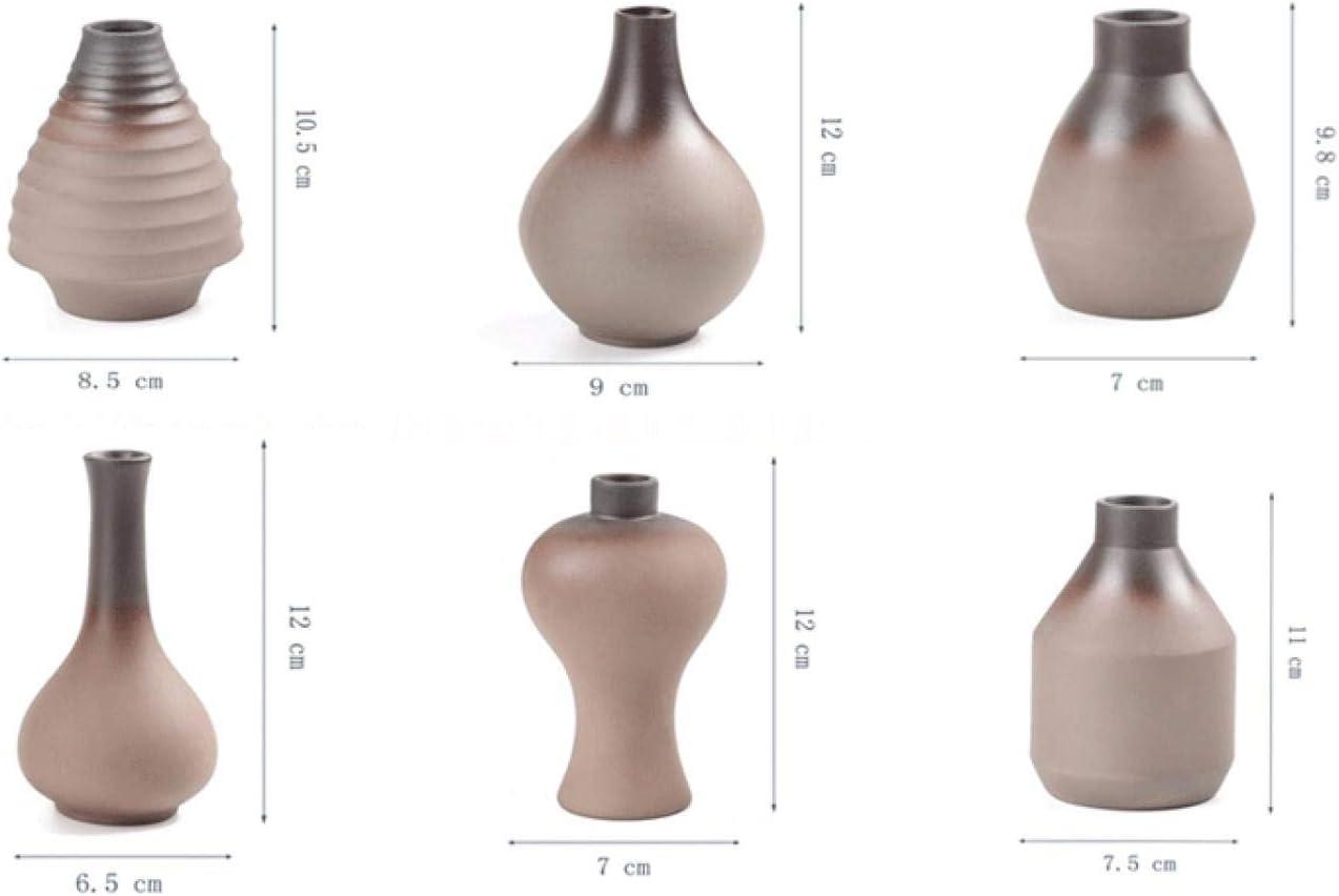 le salon Mingchuang Vase en gr/ès cr/éatif pour la maison la d/écoration de bureau