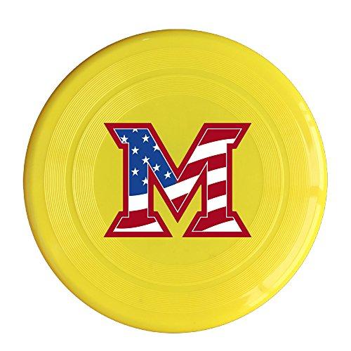 WG Unisex Miami University U Miami Of Ohio RedHawks Outdoor Game Frisbee Flyer Frisbee Yellow (Shark Tank Products Nail Polish compare prices)