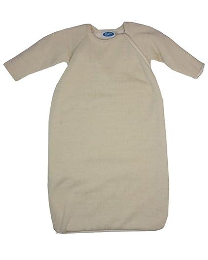 Saco de dormir de invierno para bebés y niños, manga larga de