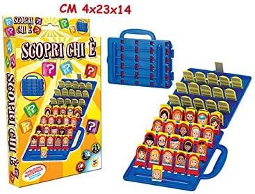 juego Mesa adivina quién Mini 60673: Amazon.es: Hogar